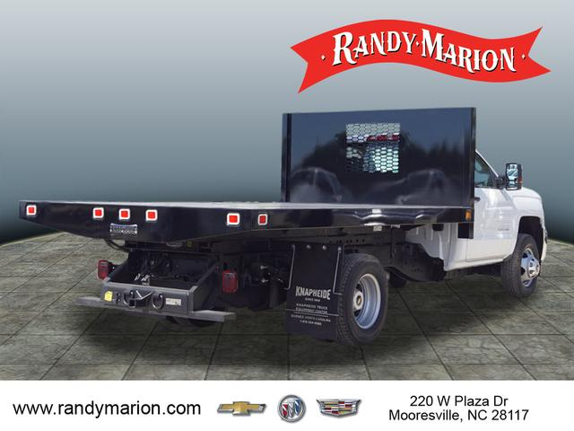 2018 Silverado 3500 Regular Cab DRW 4x2,  Knapheide Platform Body #TR67213 - photo 1