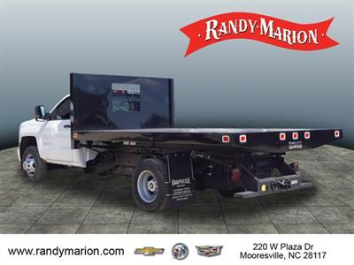 2018 Silverado 3500 Regular Cab DRW 4x2,  Knapheide Value-Master X Platform Body #TR67213 - photo 7