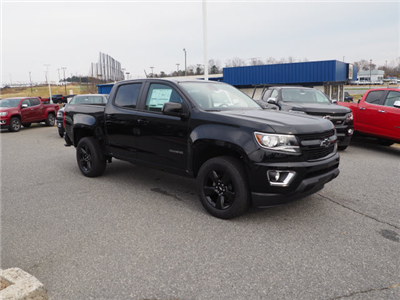 2018 Colorado Crew Cab 4x4,  Pickup #TR67426 - photo 9