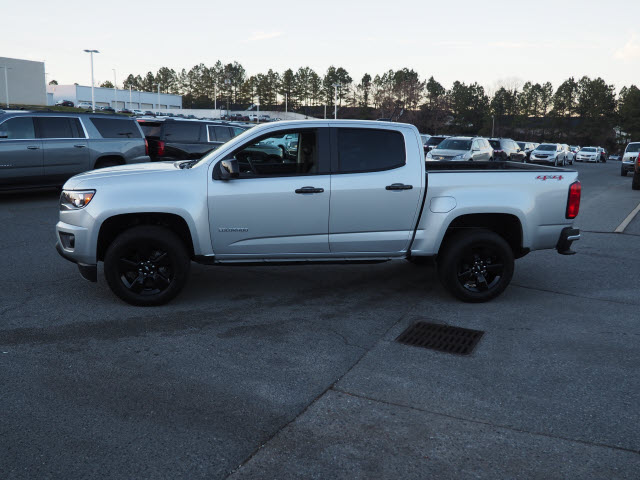 2018 Colorado Crew Cab 4x4,  Pickup #TR67633 - photo 5