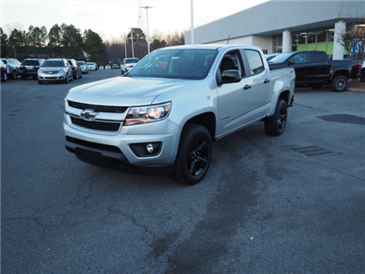 2018 Colorado Crew Cab 4x4,  Pickup #TR67633 - photo 4