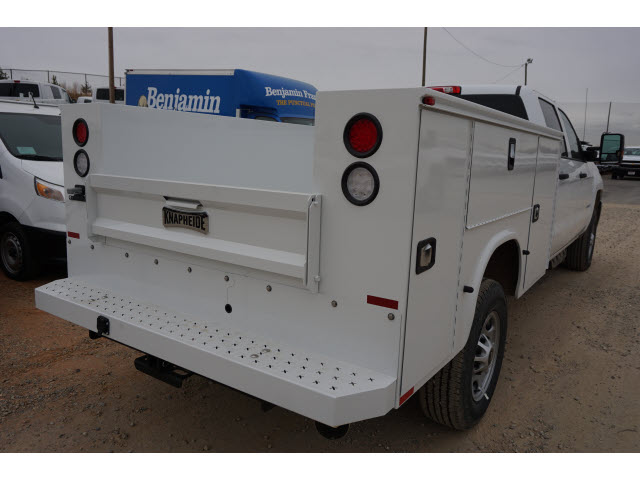 2018 Silverado 2500 Crew Cab 4x2,  Knapheide Standard Service Body #TR67667 - photo 2