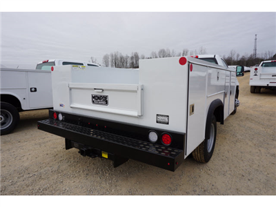 2018 Silverado 3500 Regular Cab DRW 4x4,  Monroe Service Body #TR67684 - photo 2