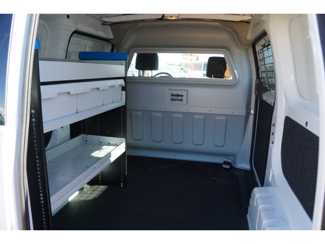 2017 City Express 4x2,  Sortimo Upfitted Cargo Van #TR67766 - photo 2