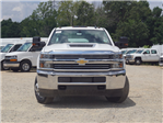2018 Silverado 3500 Crew Cab DRW 4x2,  Warner Service Body #TR68254A - photo 3