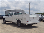 2018 Silverado 3500 Crew Cab DRW 4x2,  Warner Service Body #TR68254A - photo 6