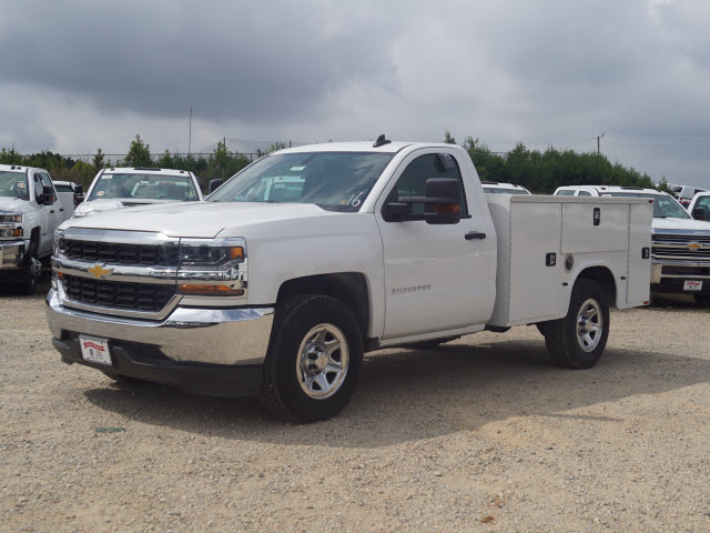 2016 Silverado 1500 Regular Cab 4x2,  Knapheide Service Body #TR68328 - photo 4