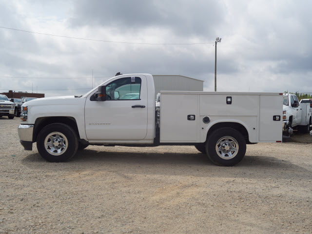2016 Silverado 1500 Regular Cab 4x2,  Knapheide Service Body #TR68328 - photo 5
