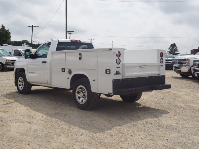 2016 Silverado 1500 Regular Cab 4x2,  Knapheide Service Body #TR68328 - photo 6