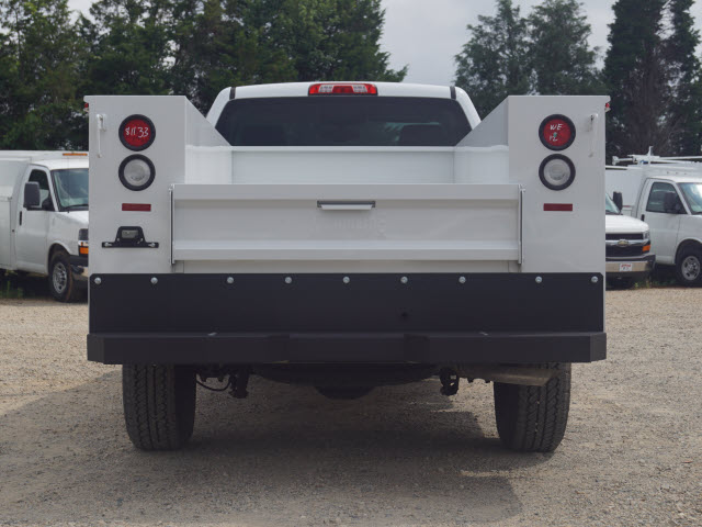 2016 Silverado 1500 Regular Cab 4x2,  Knapheide Service Body #TR68328 - photo 7