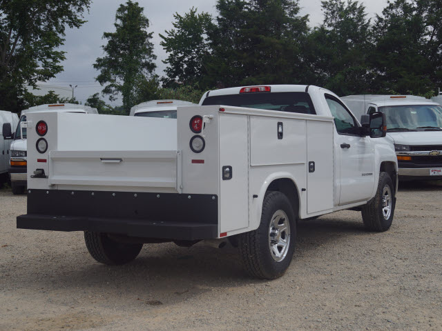 2016 Silverado 1500 Regular Cab 4x2,  Knapheide Service Body #TR68328 - photo 2