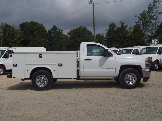 2016 Silverado 1500 Regular Cab 4x2,  Knapheide Service Body #TR68328 - photo 8