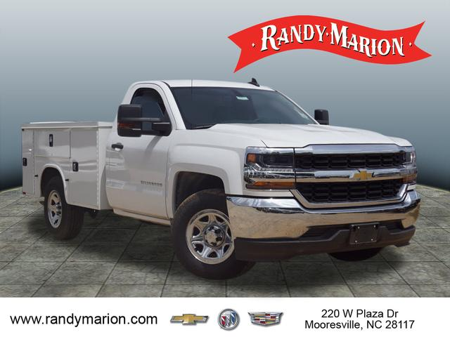 2016 Silverado 1500 Regular Cab 4x2,  Knapheide Service Body #TR68331 - photo 21
