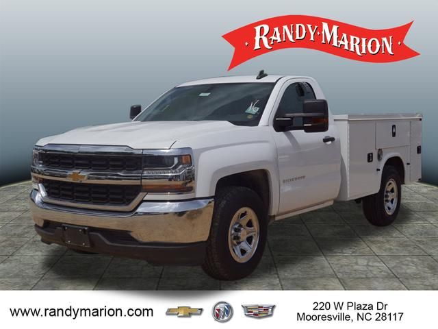 2016 Silverado 1500 Regular Cab 4x2,  Knapheide Service Body #TR68331 - photo 25