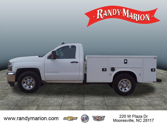 2016 Silverado 1500 Regular Cab 4x2,  Knapheide Service Body #TR68331 - photo 26