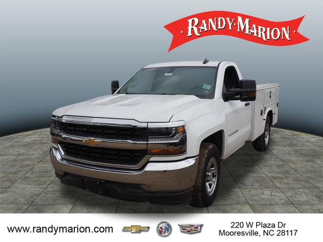 2016 Silverado 1500 Regular Cab 4x2,  Knapheide Service Body #TR68331 - photo 4