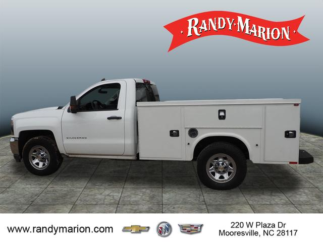 2016 Silverado 1500 Regular Cab 4x2,  Knapheide Service Body #TR68331 - photo 5
