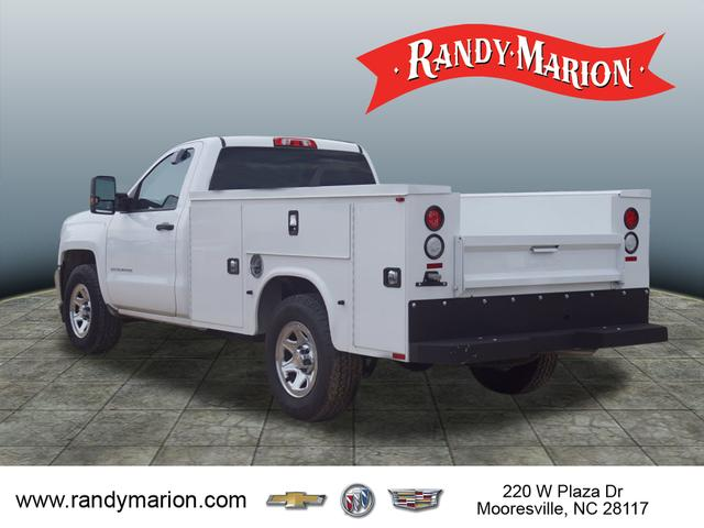 2016 Silverado 1500 Regular Cab 4x2,  Knapheide Service Body #TR68331 - photo 6