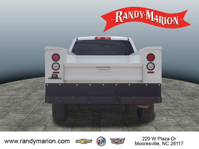 2016 Silverado 1500 Regular Cab 4x2,  Knapheide Service Body #TR68331 - photo 7