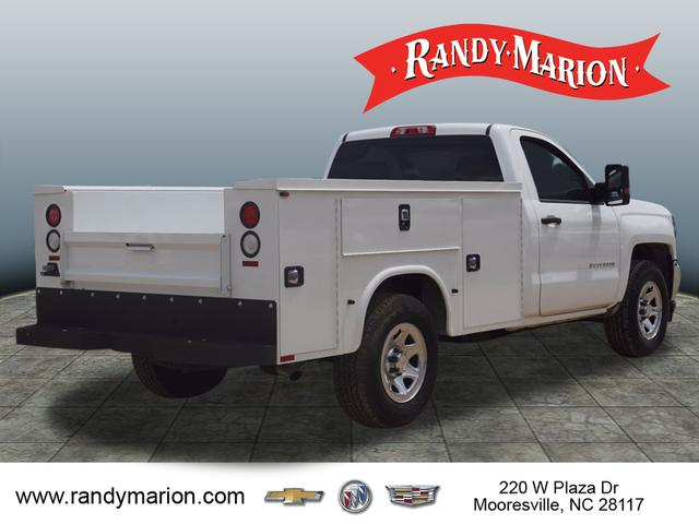 2016 Silverado 1500 Regular Cab 4x2,  Knapheide Service Body #TR68331 - photo 2