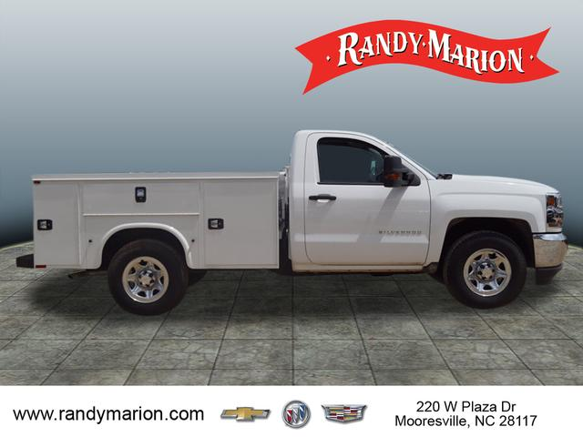2016 Silverado 1500 Regular Cab 4x2,  Knapheide Service Body #TR68331 - photo 8
