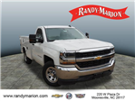 2016 Silverado 1500 Regular Cab 4x2,  Knapheide Service Body #TR68331 - photo 1
