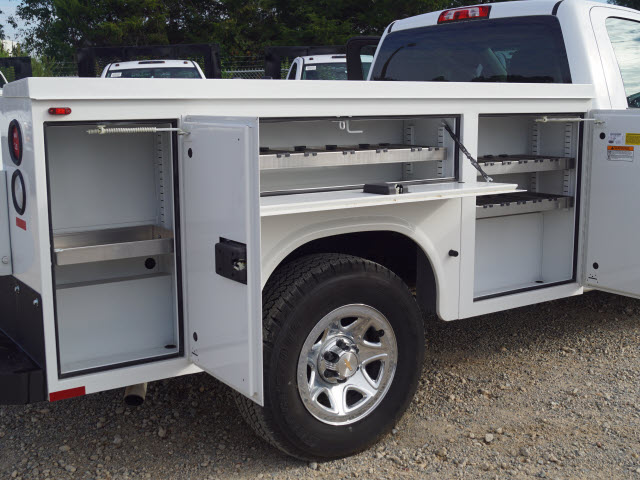 2016 Silverado 1500 Regular Cab 4x2,  Knapheide Service Body #TR68363 - photo 10