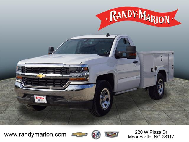 2016 Silverado 1500 Regular Cab 4x2,  Knapheide Service Body #TR68363 - photo 4
