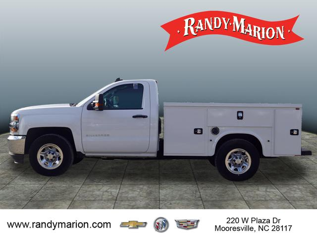 2016 Silverado 1500 Regular Cab 4x2,  Knapheide Service Body #TR68363 - photo 5