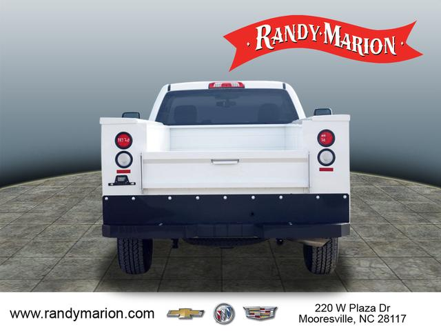 2016 Silverado 1500 Regular Cab 4x2,  Knapheide Service Body #TR68363 - photo 7