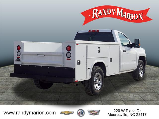 2016 Silverado 1500 Regular Cab 4x2,  Knapheide Service Body #TR68363 - photo 2
