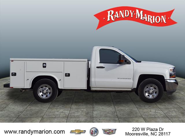 2016 Silverado 1500 Regular Cab 4x2,  Knapheide Service Body #TR68363 - photo 8