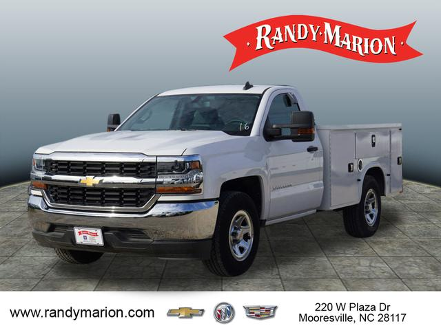 2016 Silverado 1500 Regular Cab 4x2,  Knapheide Service Body #TR68492 - photo 4