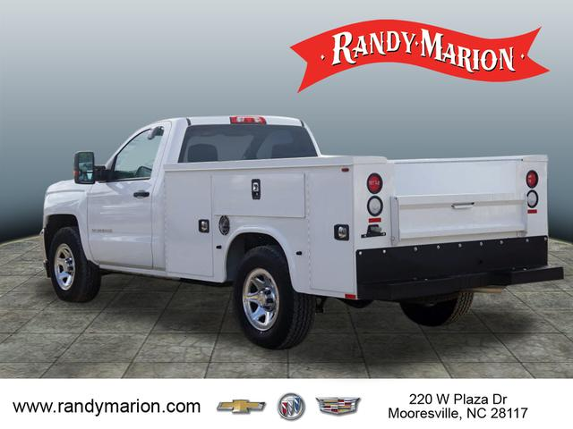 2016 Silverado 1500 Regular Cab 4x2,  Knapheide Service Body #TR68492 - photo 6