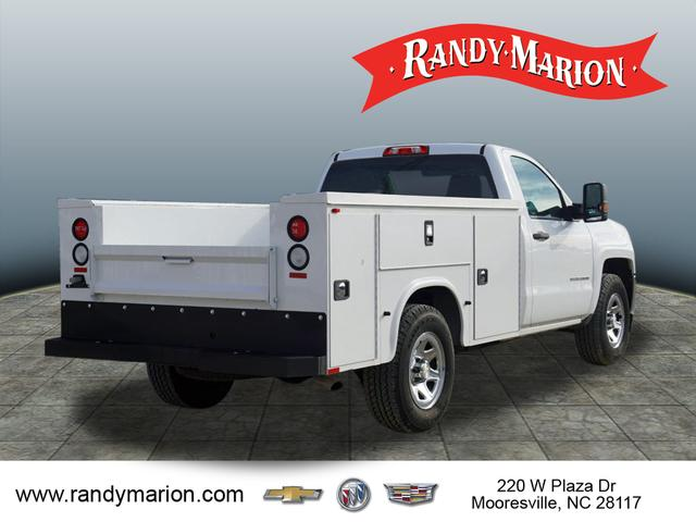 2016 Silverado 1500 Regular Cab 4x2,  Knapheide Service Body #TR68492 - photo 2