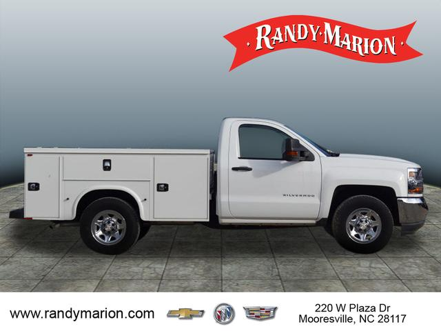2016 Silverado 1500 Regular Cab 4x2,  Knapheide Service Body #TR68492 - photo 8