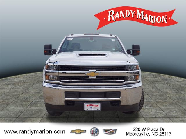 2018 Silverado 3500 Regular Cab DRW 4x4,  Monroe Service Body #TR68805 - photo 4