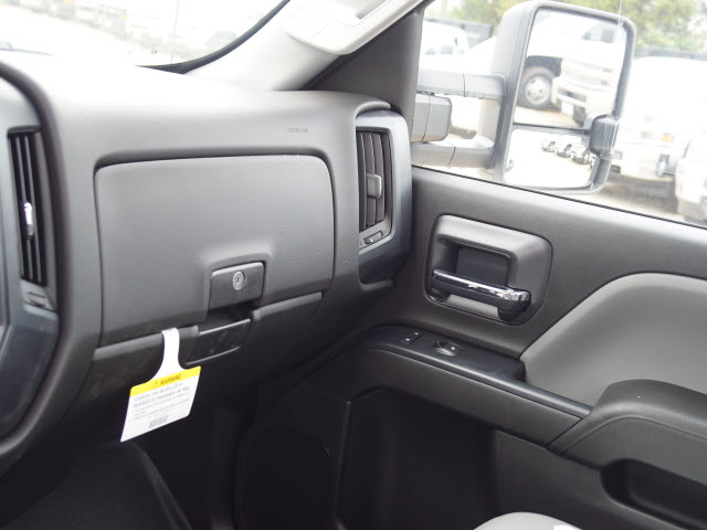 2018 Silverado 3500 Regular Cab DRW 4x4,  Monroe Service Body #TR68805 - photo 15
