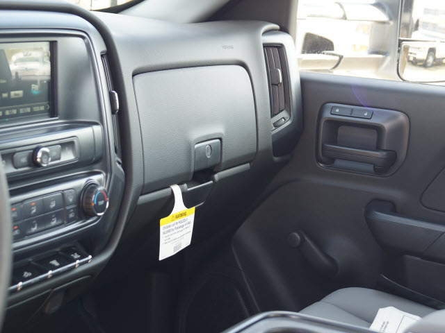 2018 Silverado 3500 Regular Cab DRW 4x2,  Dump Body #TR68960 - photo 12