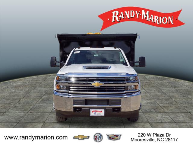2018 Silverado 3500 Regular Cab DRW 4x2,  Dump Body #TR68960 - photo 3