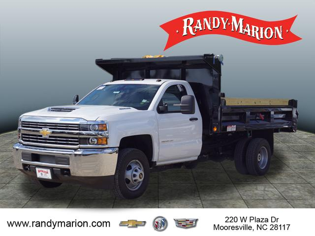 2018 Silverado 3500 Regular Cab DRW 4x2,  Dump Body #TR68960 - photo 4