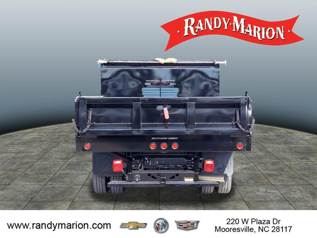 2018 Silverado 3500 Regular Cab DRW 4x2,  Dump Body #TR68960 - photo 7