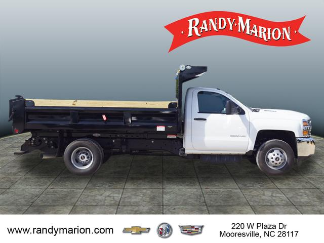 2018 Silverado 3500 Regular Cab DRW 4x2,  Dump Body #TR68960 - photo 8