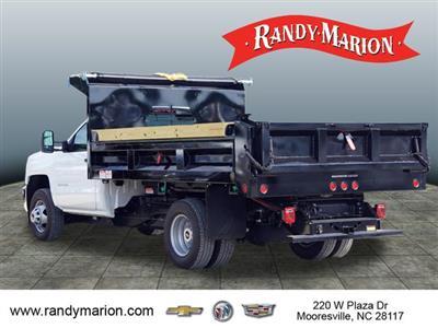 2018 Silverado 3500 Regular Cab DRW 4x2, Freedom LoadPro Dump Body #TR68960 - photo 6