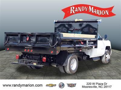 2018 Silverado 3500 Regular Cab DRW 4x2, Freedom LoadPro Dump Body #TR68960 - photo 2