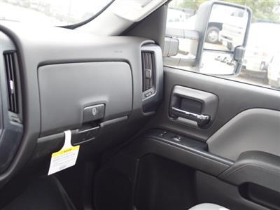 2018 Silverado 3500 Regular Cab DRW 4x4,  Monroe Service Body #TR69582 - photo 13