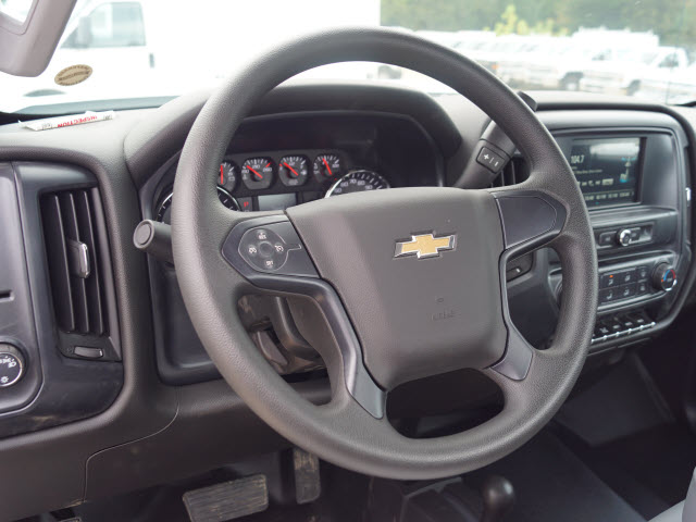 2018 Silverado 3500 Regular Cab DRW 4x4,  Monroe Service Body #TR69597 - photo 12