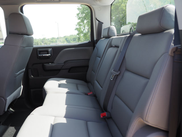2018 Silverado 3500 Crew Cab DRW 4x2,  Reading Service Body #TR70352 - photo 12