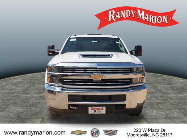 2018 Silverado 3500 Crew Cab DRW 4x2,  Reading Service Body #TR70352 - photo 3