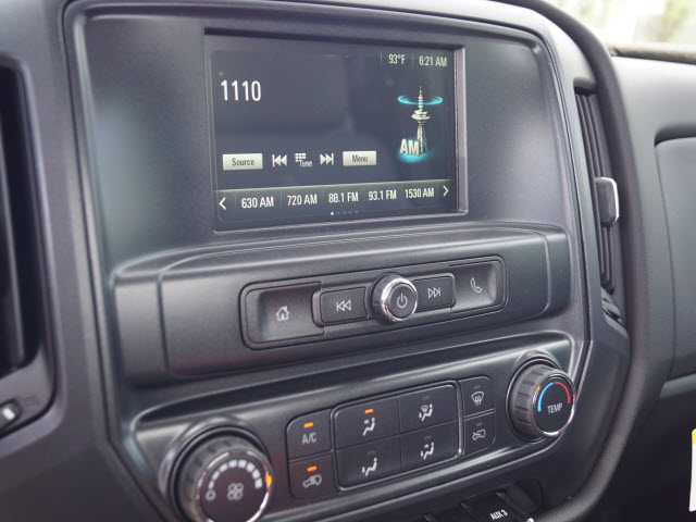 2019 Silverado 3500 Regular Cab DRW 4x2,  Knapheide Value-Master X Platform Body #TR70451 - photo 14